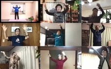 コロナ下の「フレイル」予防 IT活用で高齢者も楽しく
