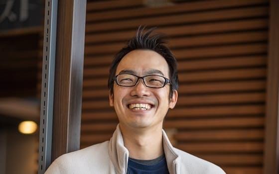 プエンテ・グランデ代表の大橋健太郎さん