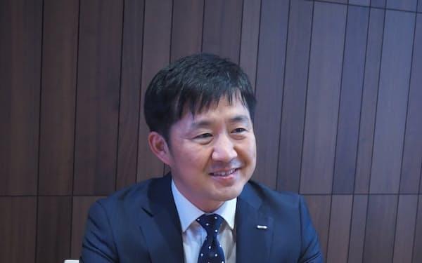 GMOコインの石村富隆社長