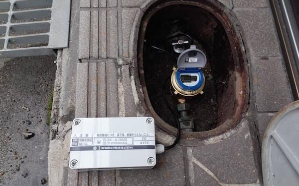 大阪市は水道スマートメーターの全戸導入を目指す