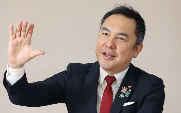 鈴木英敬 三重県知事