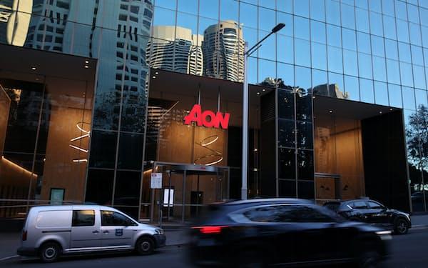 エーオンはウィリス・タワーズ・ワトソンの買収計画を断念した=ロイター