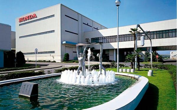 ホンダは鈴鹿製作所(三重県鈴鹿市)の稼働停止を延ばす