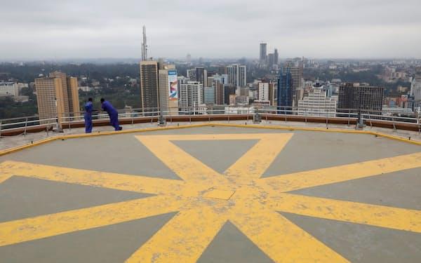 新協定の下、英保険大手プルーデンシャルがナイロビに地域本社を構える=ロイター