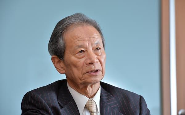 江田五月 元参院議長