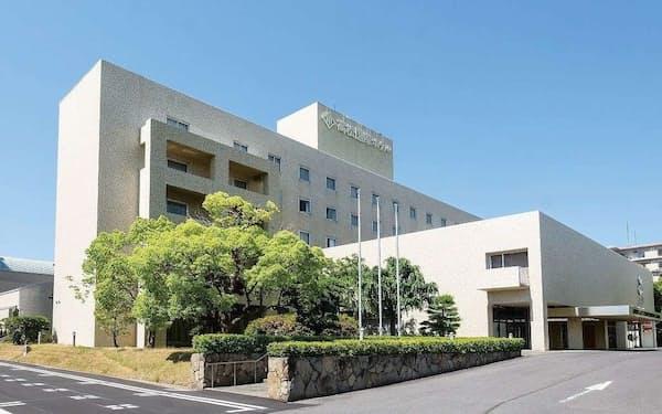 穴吹グループで運営するホテルで蓄積した集客ノウハウを外販する(高松市の同グループホテル)