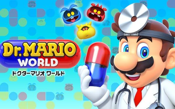 11月に終了する「ドクターマリオ ワールド」 Ⓒ2019 Nintendo Co-Developed by LINE and NHN