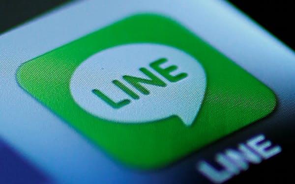 台湾で、対話アプリ「LINE(ライン)」を通じ、政治家などのスマホが大量にハッキングされていたことが分かった=ロイター