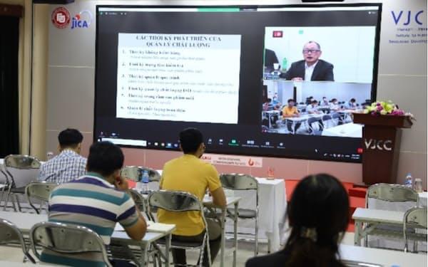 第1回の講座では品質管理の概論が扱われた