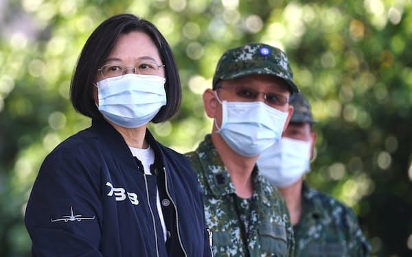 台湾で、前国防次官による中国スパイへの情報漏洩疑惑が浮上した=ロイター