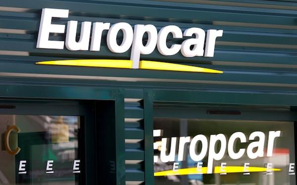 ヨーロッパカーは140カ国以上に拠点を持つ=ロイター