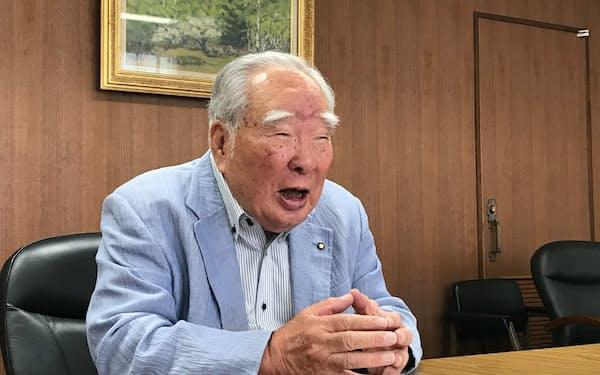 マルチ・スズキは28日、鈴木修氏に「名誉会長」の称号を与えたと明らかにした