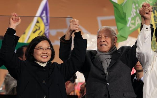 李登輝基金会は29日、「李登輝記念図書館」を台北市内に開設する計画を発表した=ロイター