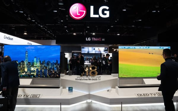 LG電子は巣ごもり需要の恩恵を大きく受けた