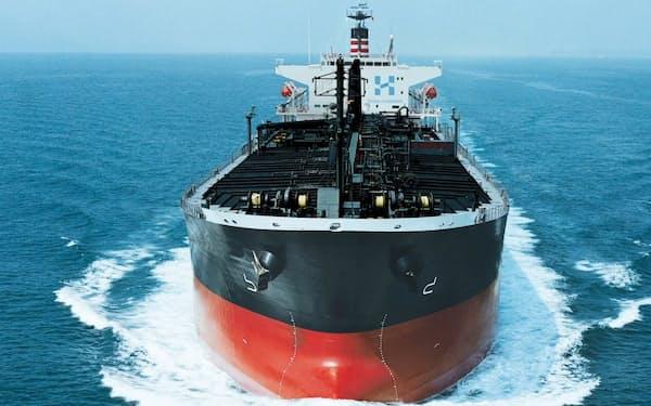 スペラ水素を海上輸送するタンカー(写真はイメージ)