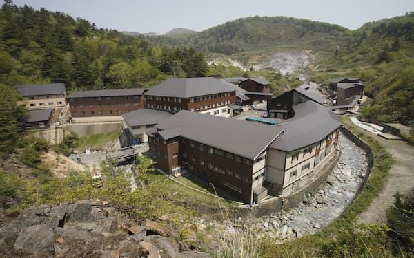 REVICは玉川温泉の再生支援が完了したと発表した