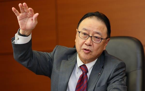 桜田謙悟 SOMPOホールディングス社長