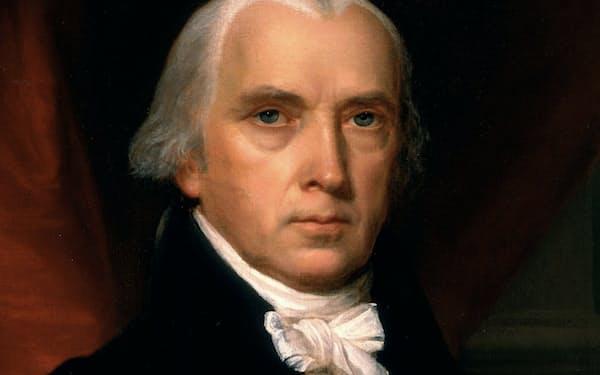 マディソン米国務長官(のち大統領)の判断が問われた訴訟で、連邦最高裁は1803年、統治行為論を採用した(写真はホワイトハウスのホームページより)