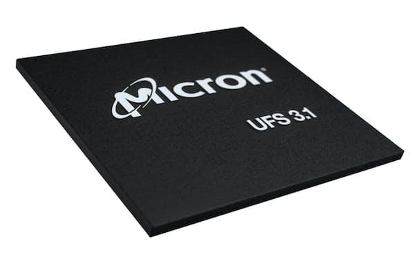 マイクロンのスマホ向け176層NAND型メモリー