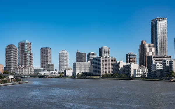 首都圏の中古住宅の人気は続いている