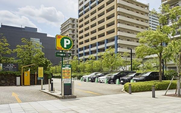 土地の情報提供があっても駐車場で決まるのは一部だ(三井のリパーク)