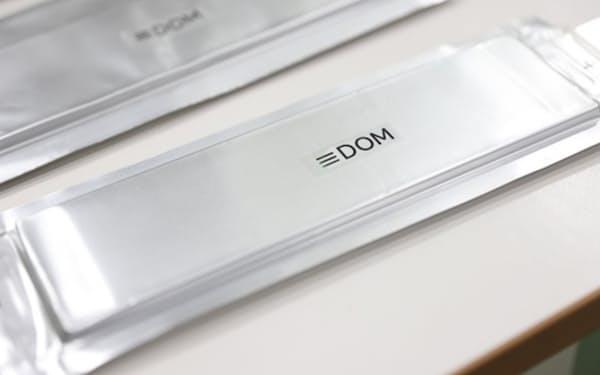 電池スタートアップのスリーダムが開発したリチウムイオン電池