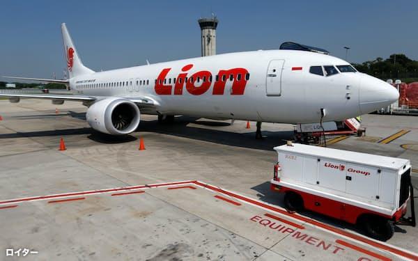ライオン航空は移動需要の低迷のため従業員の自宅待機に踏み切る=ロイター
