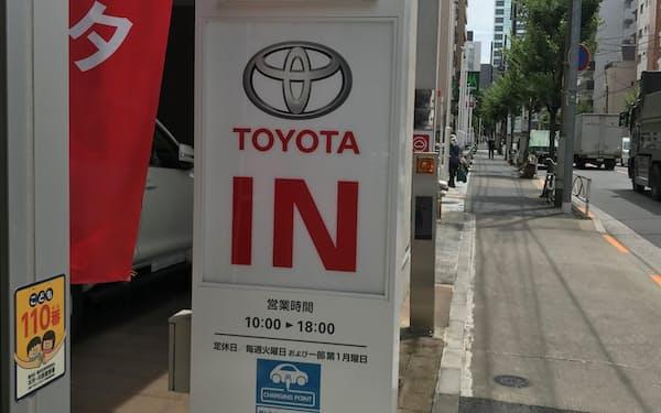 トヨタ以外のメーカーの7月の新車販売は軒並み前年割れとなった