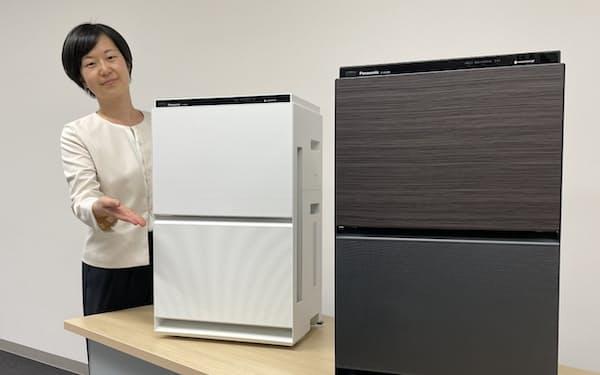 パナソニックが9月に発売する空気清浄機