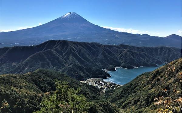 7月の富士山の登山者は62%減となった