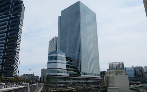 横浜市では多様な行政課題への対応が課されている(市役所)