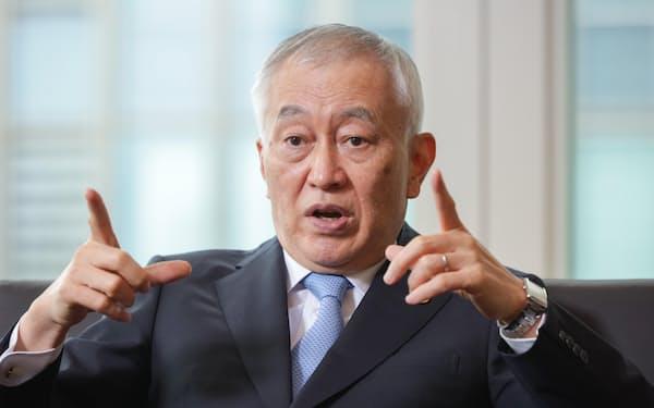 菰田社長は現場への指示を「早く、シンプルに伝える」と話す
