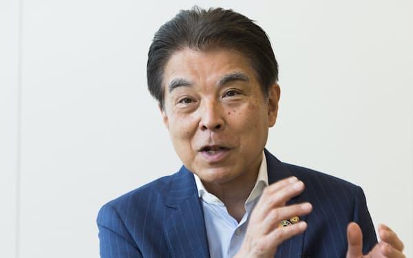 東急不動産の岡田正志社長
