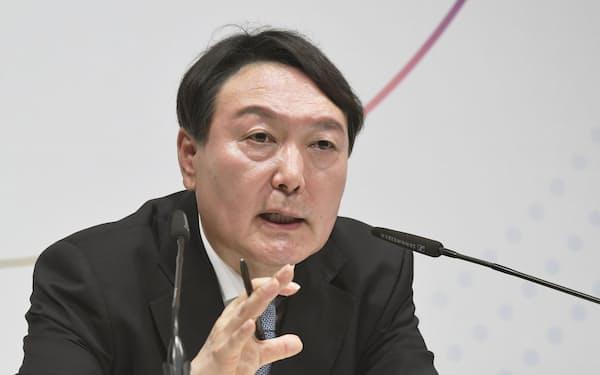 尹錫悦・前検察総長=共同
