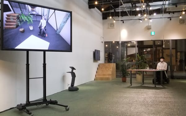 「コモングラウンド・リビングラボ」は多数のカメラやセンサーを配置して人やモノの動きをリアルタイムで認識する