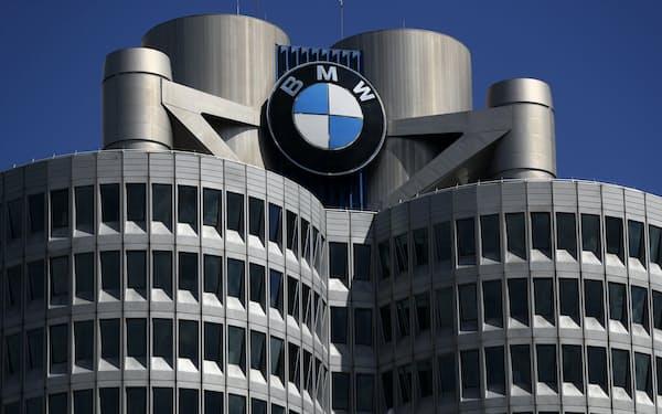 BMWの4~6月の売上高EBIT率は15.8%と高水準=AP