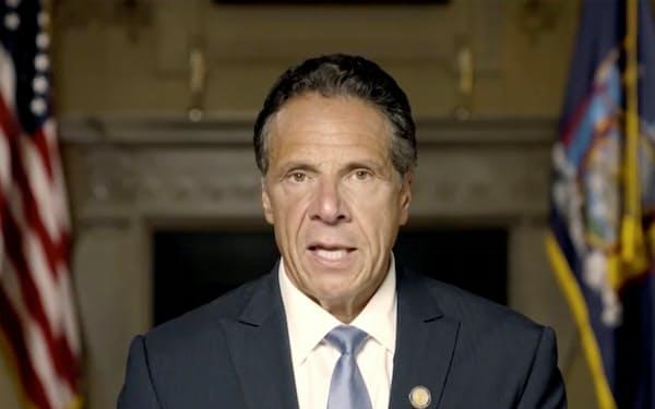 米ニューヨーク州のクオモ知事はバイデン大統領と近い関係にある=ロイター