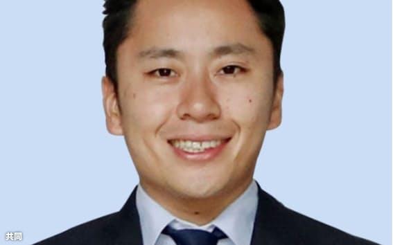 太田雄貴氏=共同