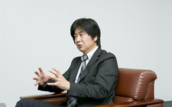 オンキヨーホームエンターテイメントの林亨取締役