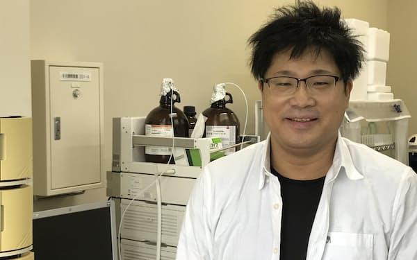 東北大学学際科学フロンティア研究所の奥村正樹助教