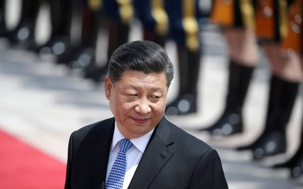 中国の習近平国家主席=ロイター