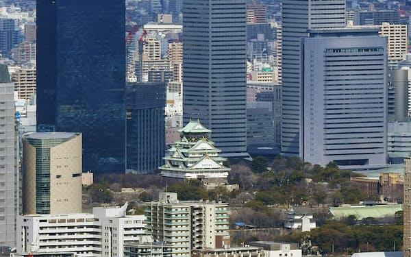 関西6府県の最低賃金をめぐり、過去最大幅の引き上げ答申となった(大阪市)