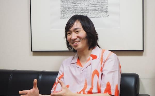 リストのピアノ・ソナタを「ずっと弾き続けていきたい」と話す阪田知樹