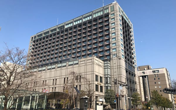 京都ホテルが運営する「京都ホテルオークラ」