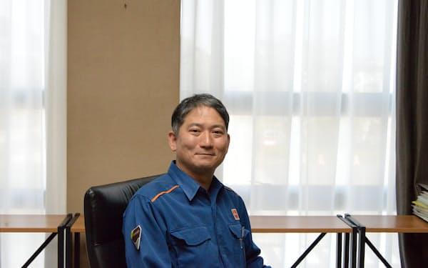 ENEOS執行役員中央技術研究所長の藤山優一郎氏