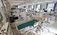 重症病床上積み1000床どまり 医療体制の再構築急務