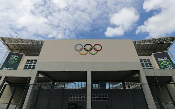 リオ五輪のトレーニングセンター(20年3月、リオデジャネイロ)=ロイター