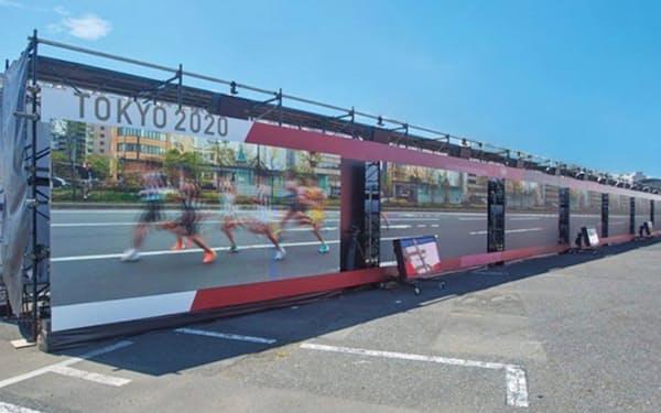 NTTは東京五輪のマラソン競技で「リモート応援」を実施する