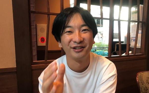シニフィアンの朝倉祐介氏