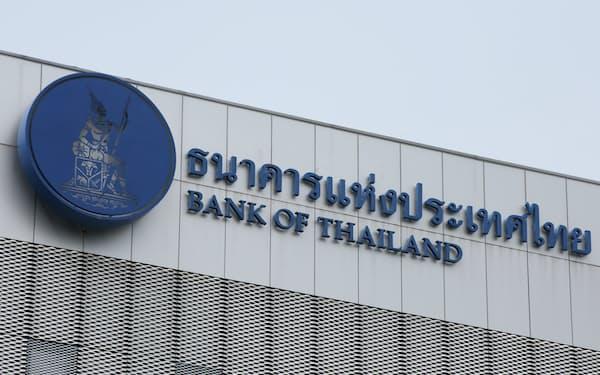 タイ中銀は金準備を大幅に増やした